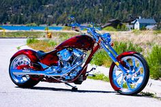 Big Bear Choppers Devils Advocate Two Up.    http://bigbearchoppers.com/da2up.html