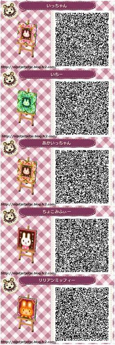 Acnl qr codes edition
