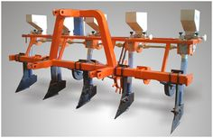 A leading agriculture machinery manufacturer and exporter of different kinds of Seed planters including Tractor Operated Auto Maize Garlic Seed Planter, potato planters, onion planters etc along with customized planters.