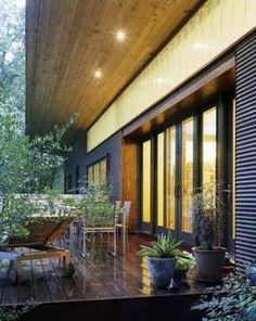 House terrace design