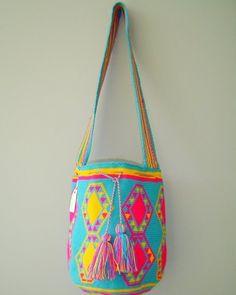 mochila - tribal bag