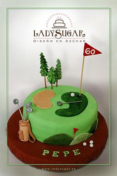 Tarta golf More