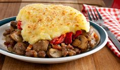 oooo - I love shepards pie ... but I have a feeling I'll love the Italian version even more!!!