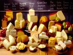 use  e abuse   dos queijos....