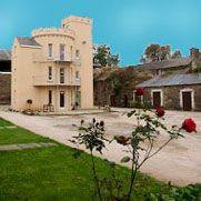 The Tower, self catering accommodation at Ballymaloe Tower House, Catering, House Ideas, Mansions, House Styles, Places, Home Decor, Decoration Home, Room Decor