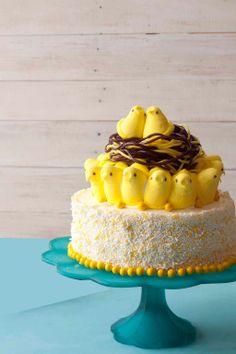 Easter recipes: How to make a Bird's Nest Cake