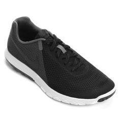 3c4a91a303e Tênis Nike Flex Experience Rn 5 - Preto+Cinza