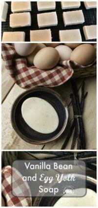 vanilla bean soap