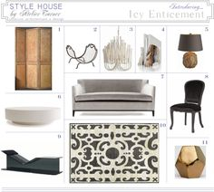Style House by Atelier Turner is our canvas of designer furniture selections. If any of our features pique your interest, contact us at www.atelierturner.com. Looking for high-style glamour for your abode? Visit us at www.atelierturner.com