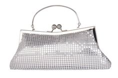 ImPrincess BAG058 evening bag Sateen Rhinestone *** Click image for more details.
