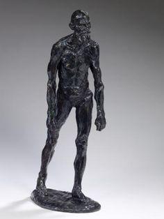 Eustache de Saint-Pierre, étude de nu | Musée Rodin