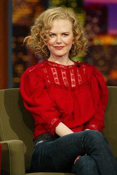 Nicole Kidman's Style Evolution: 2003