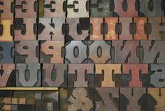 Hamilton Type Museum- Two Rivers, WI #woodtype #letterpress