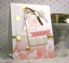Give me the Gold! by cindybstampin - Cards and Paper Crafts at Splitcoaststampers