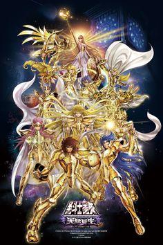 Saint seiya Vrs Santuario & Gold Kanigths Saints.-(01)
