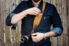 HoldFast Ruck Strap Camera Strap, Made in USA