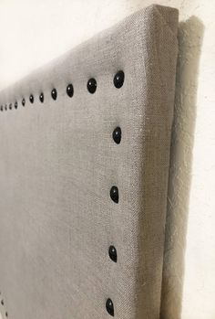 Large 17 X 23 Linen Fabric Corkboard Classic Linen Bulletin Board