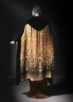 Wrap Jeanne Lanvin, c.1914 The Los Angeles County Museum of Art