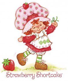 Original Strawberry Shortcake Characters | Strawberry Shortcake Celebrates 30 Berryful Years! » Rockin Mama™