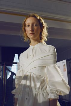 Pringle of Scotland SS17 London womenswear Dazed Photography Anabel Navarro