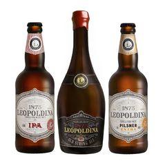 Famosa pelos vinhos, marca lança Cervejaria Leopoldina e apresenta linha com cinco cervejas, entre elas uma valiosa Old Strong Ale