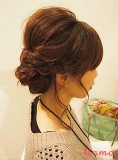 CUTEな花嫁さまのカールスタイル♡海外挙式リハ編♡ の画像|大人可愛いブライダルヘアメイク『tiamo』の結婚カタログ