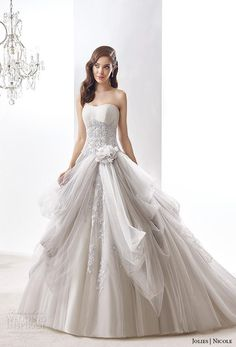 Cinderella Roses Shabby Chic Romantic Wedding Gown – Avail Up to Size 28 W 2016 Wedding Dresses, Colored Wedding Dresses, Cheap Wedding Dress, Wedding Attire, Chic Wedding, Bridal Dresses, Gown Wedding, Tulle Wedding, Bridal Headpieces