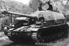 "A German 105mm K18 auf Panzer IVa called ""Fat Max""."