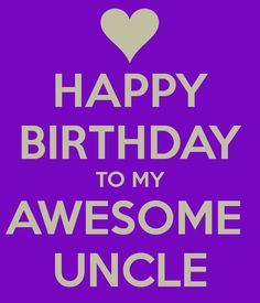 Happy birthday uncle 2g 600700 quotes pinterest happy birthday to my awesome uncle m4hsunfo