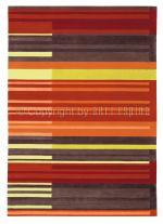 Fleurig streep, rood, geel oranje paars 1394291272_150x0