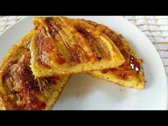 French Toast, Galo, Breakfast, Food, Youtube, Cheese Soup, Desert Recipes, Delicious Recipes, Small Vegetable Gardens
