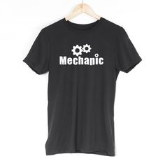 £9.9 Mechanic Mens T Shirt Cool #Profession #Shirts #Handyman #Contractor #Gift #Dad  #Get2wear