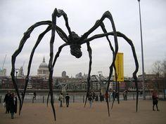 Araña, Tate Modern, Londres, Reino Unido