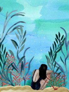 In the mood for Summer yet? Ohkii Studio's beautiful, tropical illustrations will surely help you get there!