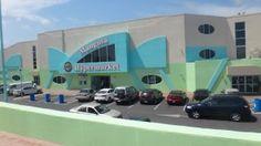 Mangusa Supermarket. Willemstad, Curacao
