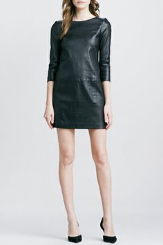 Found! 27 Winter-Perfect Dresses #refinery29