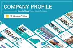 Before you spend hours trying to create a Company Profile from zero, use this done-for-you and super professional-looking template instead, Company Profile Google Slides Presentation Template is a Clean presentation template that you can use to.