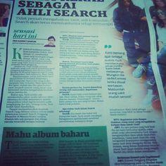 Yazit kekal sebagai ahli Search tajuk artikel di Utusan #konsertsearch #konsertpanggungkhayalan
