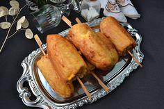 Porumb fiert in crusta crocanta French Toast, Turkey, Meat, Breakfast, Food, Meal, Eten, Meals, Morning Breakfast