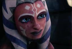 How Ahsoka looks at Lux ;)