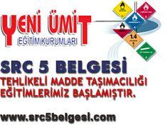 Tehlikeli Madde Taşımacılığı Eğitimleri ve ADR / SRC5 belgesi veren eğitim kurumunun web sitesi. www.src5belgesi.com