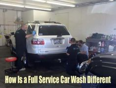 Car wash business advantages and disadvantages of a franchisee drive through brushless self service full service you can take car wash solutioingenieria Choice Image