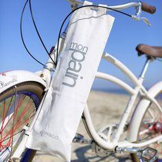 Sac à pain pour vélo et bicyclette - LaPaDD - objets de lutte contre les contraintes du quotidien. LAPADD.com
