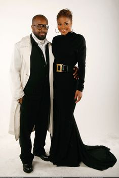 Janet Jackson n dupri Janet Jackson Baby, Janet Jackson Videos, Jo Jackson, Paris Jackson, Jackson Family, Michael Jackson, Black Celebrity Couples, Black Couples, Celebrity Kids