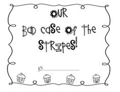 A Bad Case of the Stripes Freebie at First Grade Fanatics 14 Day Giveaway! - First Grade Blue Skies Preschool Literacy, Kindergarten Writing, Early Literacy, Elementary School Library, Elementary Schools, Bad Case Of Stripes, School Fun, School Stuff, School Ideas