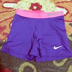 Nike pro's! Brand new ! Nike Shorts