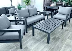 oasis lounge charcoal