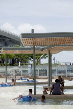 HASSELL landscape architecture DarwinWaterfront 11 « Landscape Architecture Works | Landezine