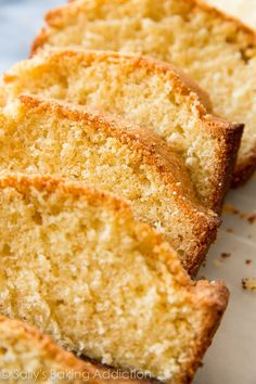 28 Delicious Pound Cakes Perfect for Tea – Community Table