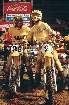 Vintage MX; Glover & Hannah